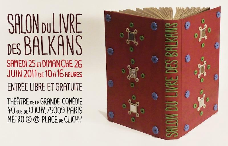 D dicaces expositions et festivals du mois de juin futuropolis - Salon du livre des balkans ...